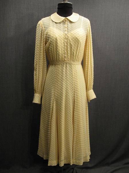 Original Fashion Through The Ages Fashion 1930  1940