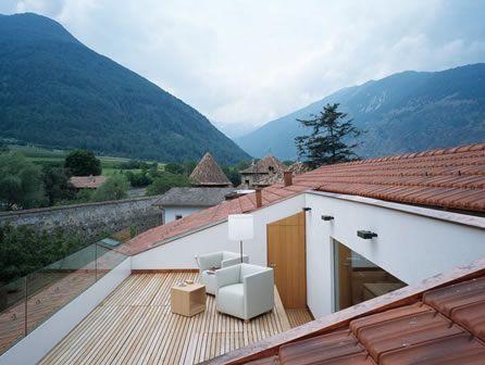 Hotel Gruner Baum, Glorenza, Sudtirol, Italy © Gasthof Grüner Baum