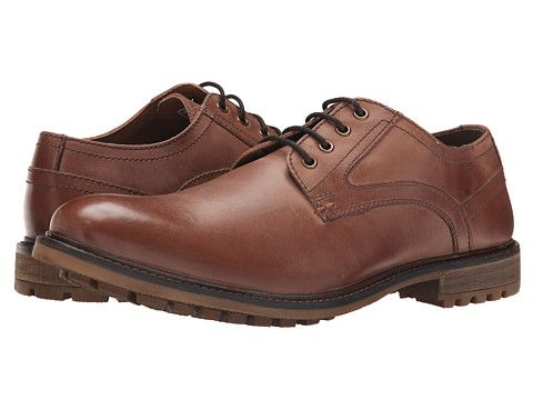 Hush Puppies Rohan Rigby Tan Leather - Zappos.com Free Shipping BOTH Ways