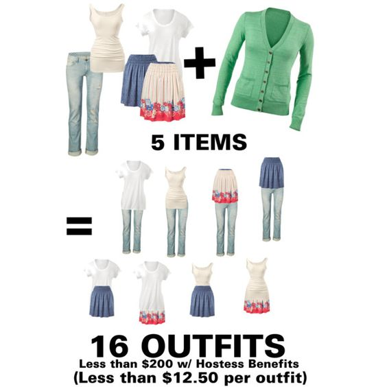 """CAbi Capsule! 16 outfits for $12.50 each! That's the MAGIC of CAbi's Hostess Benefits! www.amberstricklin.cabionline.com"" by amber-harris-stricklin on Polyvore"