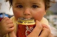 Los niños están consumiendo refresco, desplazando la leche materna...