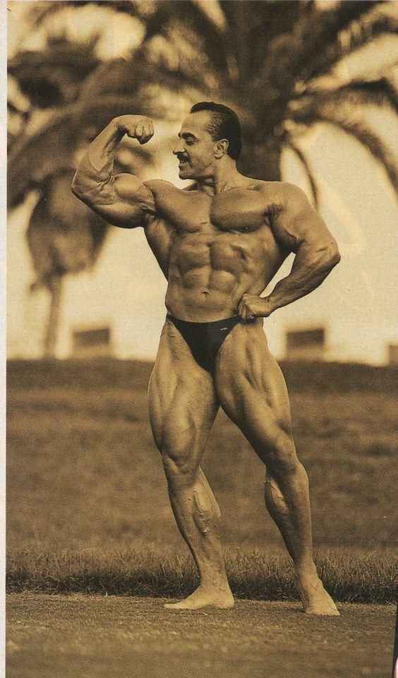 Samir Bannout - Mr. Olympia 1982: