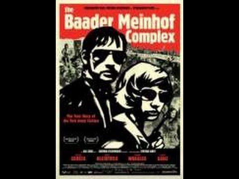 Der Baader Meinhof Komplex - ein Film über die Mitglieder der Terroristengruppe RAF.