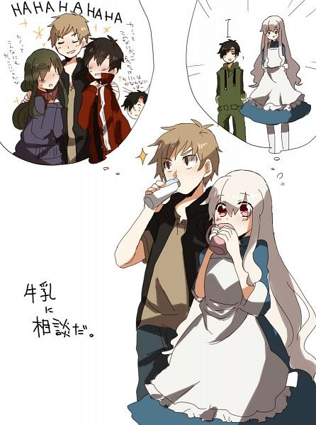 X3 The Shorties (Kano and Mary) Wishing for Tallness