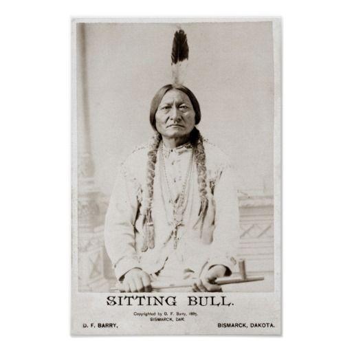 #Sitting_Bull #Poster