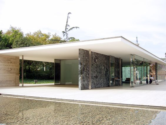 Lexikon Ludwig Mies van der Rohe | Architectural brush | Pinterest ...