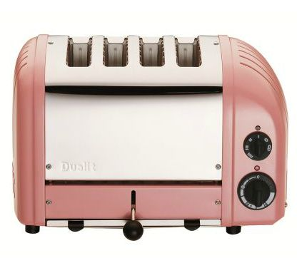 http://www.surlatable.com/product/PRO-171576/Dualit-Pink-Four-Slice-Toaster#