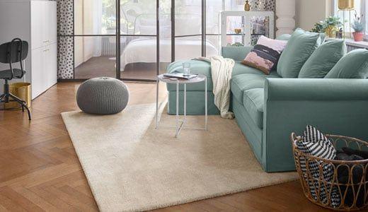 Langflor Teppich Ikea Beliebt Stoense Teppich Langflor Warmweiss X