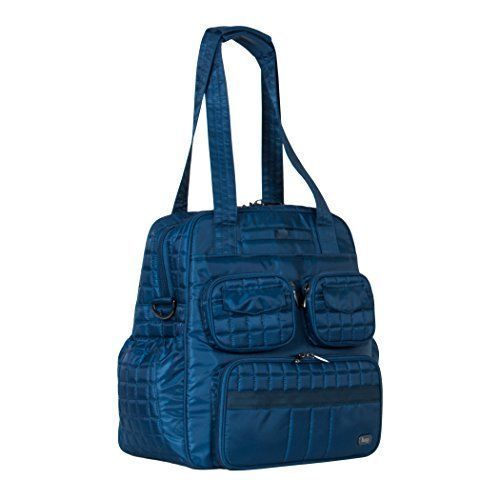 Lug Womens Puddle Jumper Overnight Gym Bag