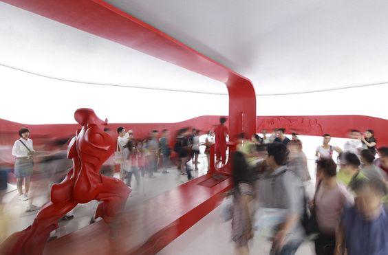 MILANO CREATIVE CITY Shanghai – Fabio Novembre