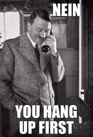 Silly Hitler