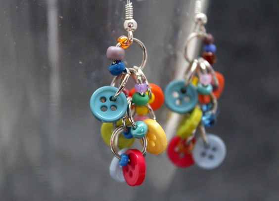 How to Design and Make Handmade Button Jewelry: Tips and Ideas: