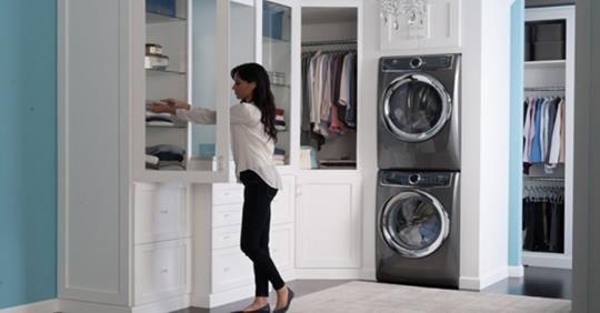 Pin Von Kathrin Eisenberg Auf Coole Zitate Kleine Waschkuche Waschmaschine Trockner Schrank Trockner Auf Waschmaschine