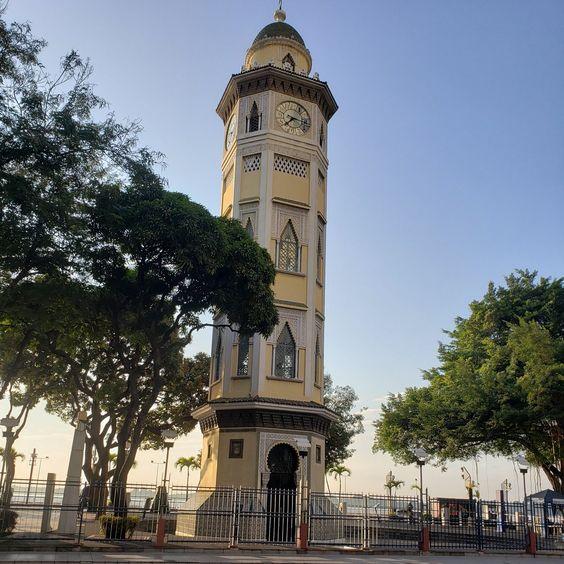La Torre Morisca o Reloj Publico de Guayaquil | Ecuador Tour Guides