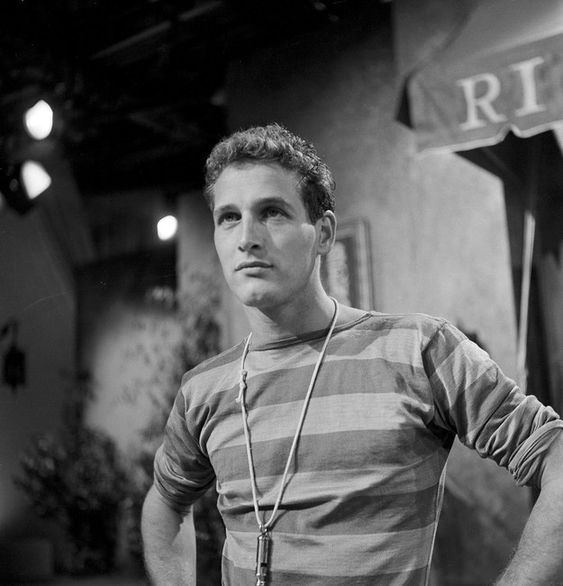THE NEWMAN BABYFACE. | 17 Reasons Paul Newman Ruined You For Other Men
