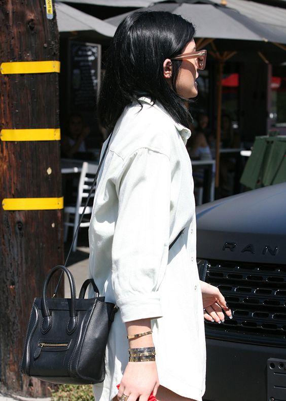 Kylie-Jenner-Celine-Nano-Luggage-Tote