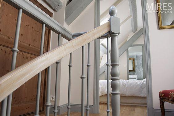 escalier  Déco Maison  Chambre Parentale  Pinterest