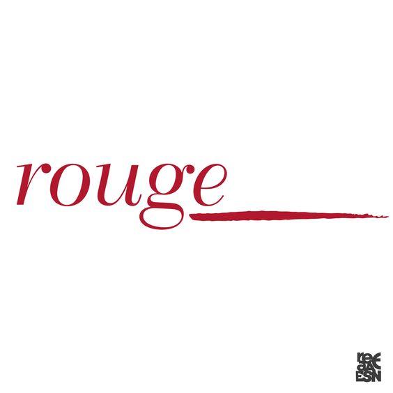 Rouge #logo - 2010