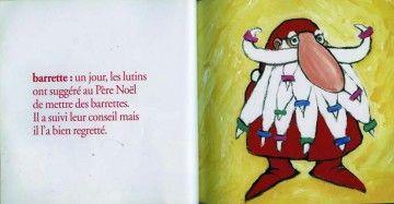 Dictionnaire du père Noel de Solotareff: j'adore. Cartes pour exploitation à imprimer