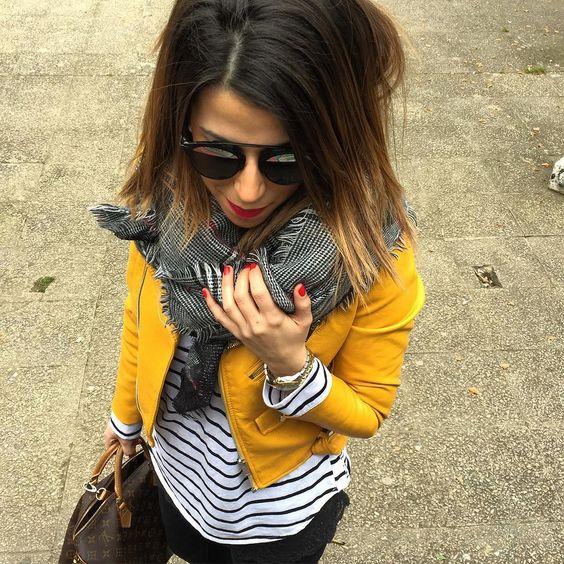 Hi  #Tlz #Zara #Yellow #Dior #DiorSunglasses #LookOfTheDay #MichaelKors #Friday #Me #Sara #Srf by yosoylasari