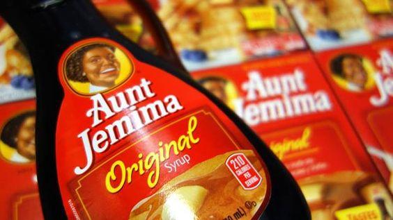 """Les épiciers ont la recette d'un brunch parfait, ils la doivent à leur tante Jemima ! Les """"Pancake & Waffle Mix"""" et les """"Original Syrup"""" sont disponibles à cette adresse : http://epicerieamericaine.fr/29_aunt-jemima #tante #jemima #aunt #pancake"""