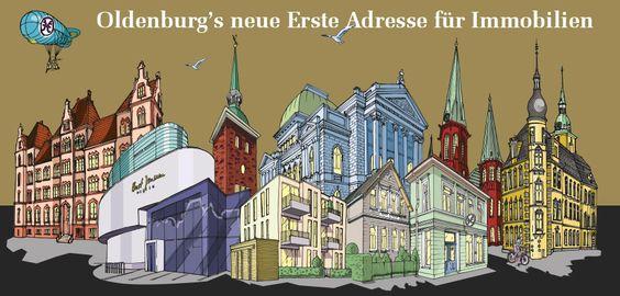 Vermietung durch Eden-Ehbrecht Immobilien, Oldenburg - Oldenburg's neue Erste Adresse für Immobilien.