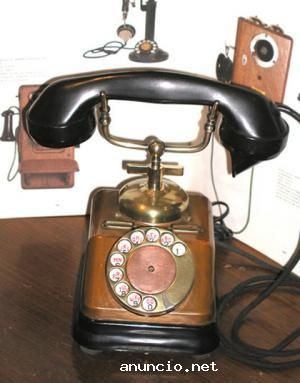 Orginal teléfono antiguo de los años ´40