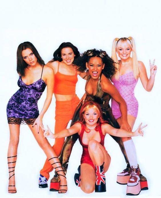 Het Smurf-effect lag mee aan de basis van het pop-fenomeen 'Spice Girls'