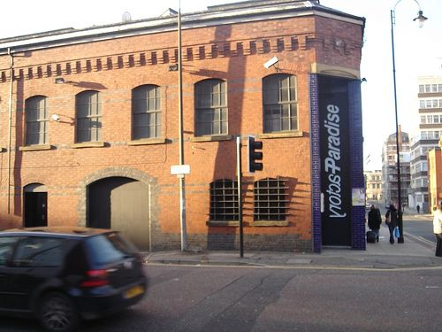 Paradise Factory, Manchester