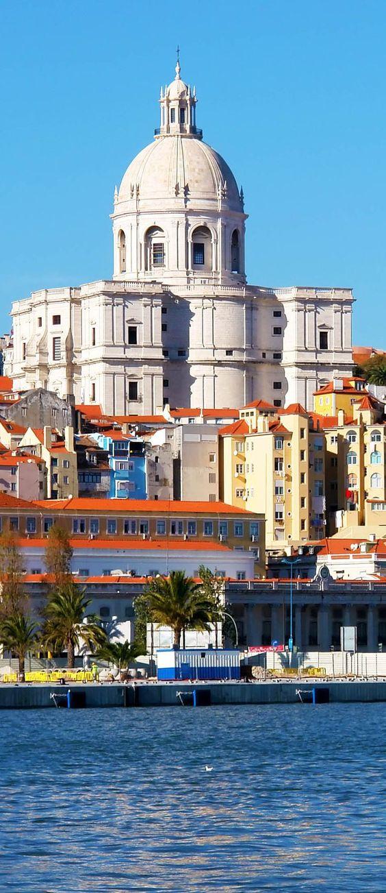 National Pantheon #Lisboa #Portugal