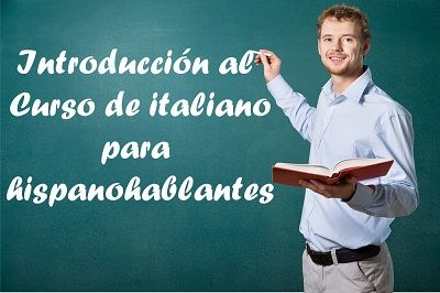 Curso de italiano para hispanohablantes
