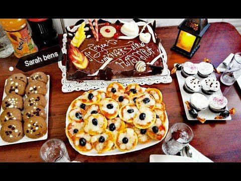تجهيزات عيد ميلاد اختي في آخر دقيقة افكار بسيطة لتحضير طاولة عيد ميلاد Food Breakfast Waffles