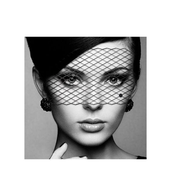 MÁSCARA LOUISE BIJOUX INDISCRETS PRETA #masquerade #magic @eroticpt