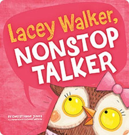 A book on being a good listener.  Great book to read in the beginning of the year and to make an anchor chart.