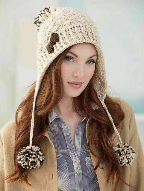 Free hat pattern from me :) feel free to share it with your #crochet friends :) http://www.ravelry.com/patterns/library/sun-valley-hat
