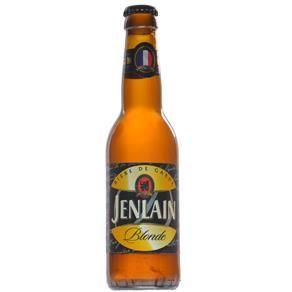 Cerveja Francesa Bière de Garde Jenlain Blonde 330ml
