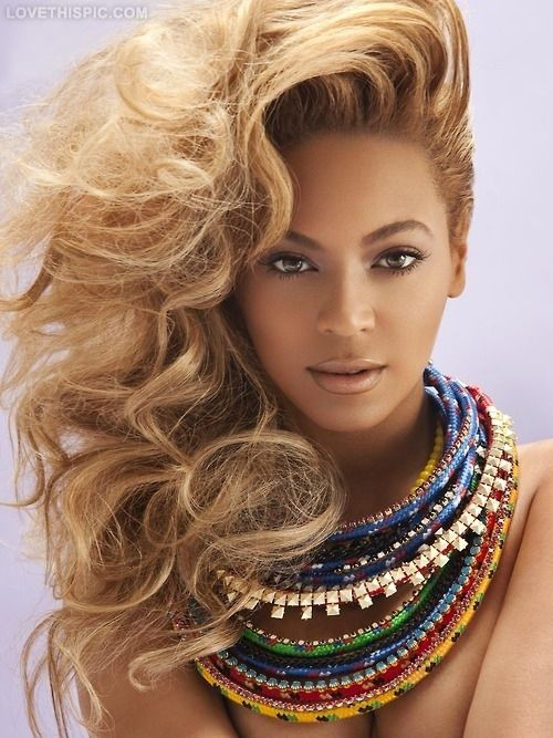 Beyonce-Not the best singer as many believe but she is a great entertainer. I like her music.