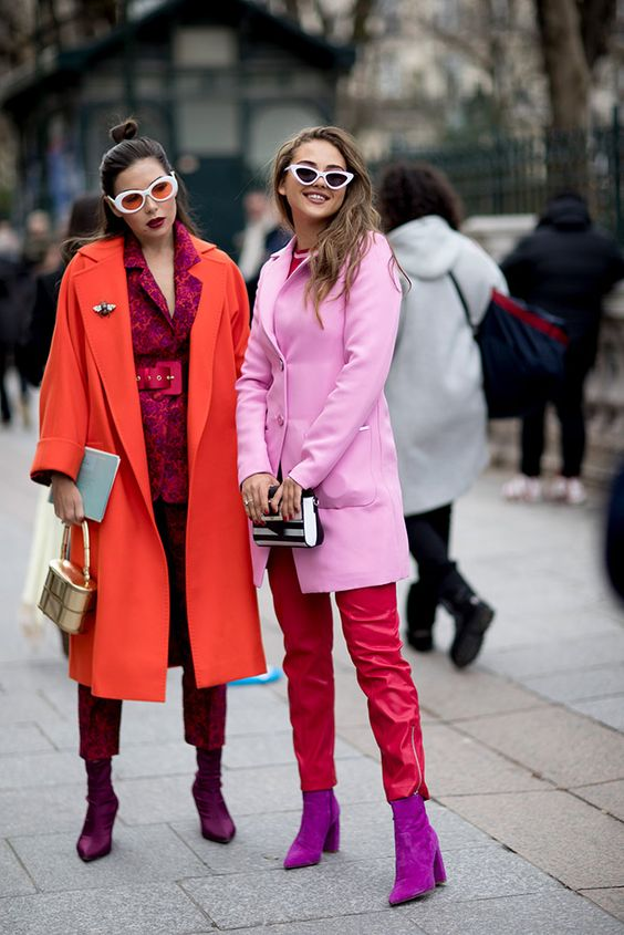 Click through to see our favorite street style looks fresh from Paris and get some much-needed late-winter wardrobe inspo.
