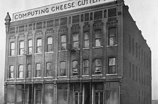 Cheese Cutter Company, Muncie, IN 1915