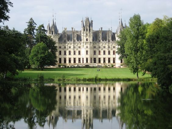 Château de Challain la Potherie