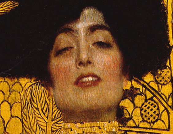 Judith And Holofernes Klimt