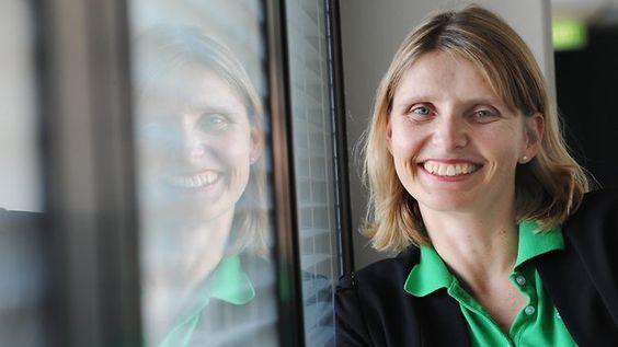 Speech pathologist Kylie Webb says Hanen program could help Ipswich children with vital skills..Goodna Community Health