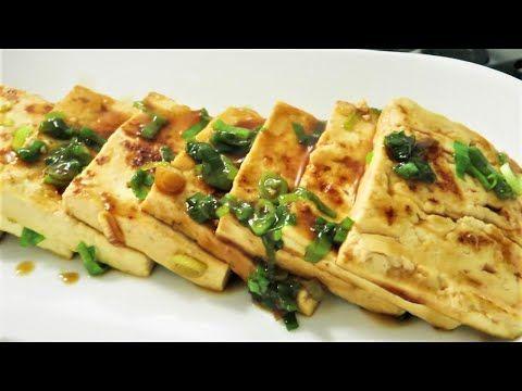 Tahu Sehat Tanpa Minyak Saus Tiram Healthy Tofu No Oil Vegan Diet Youtube Resep Tahu Saus Tiram Diet
