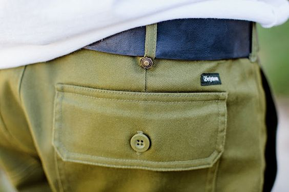 God Save the Queen and all: Brixton - Rigid Pant Collection #brixton #pants