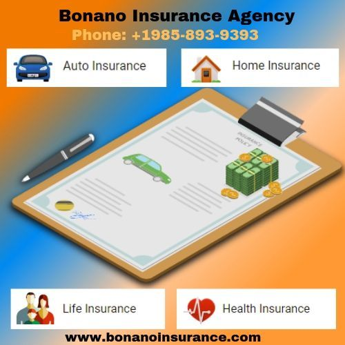 Bonano Insurance Agency Offers A Complete Line Of Business