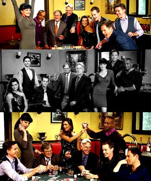 NCIS Season 9 Cast Photo - #NCIS200 ~ I absolutely love these photos!