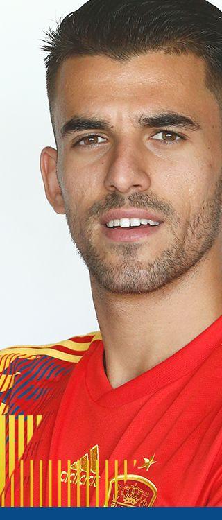 Jugador Selección nº 786 Nombre:Dani Ceballos (R. Madrid) Debut 11/9/18