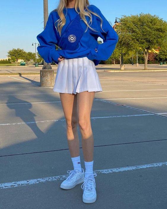 American Apparel The Tennis Skirt Fashion Korean Fashion Clothes