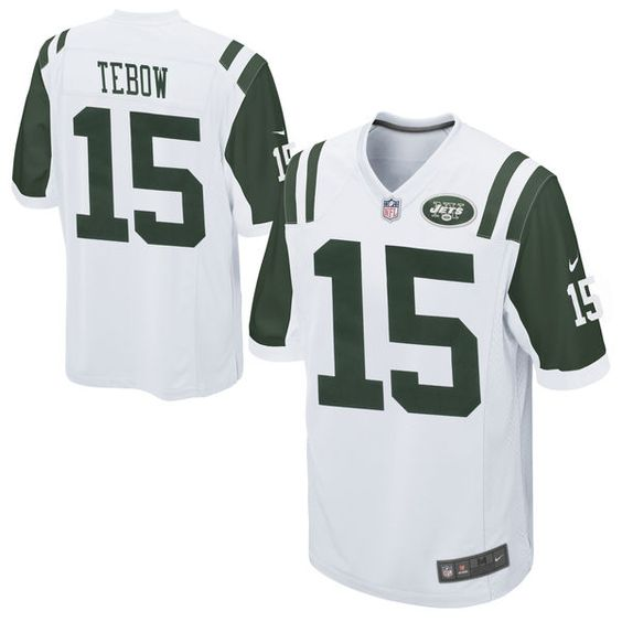 883f47a73 ... Women New York Jets 15 Tim Tebow Nike Green Team Color Stitched NFL  Game Jersey New ...