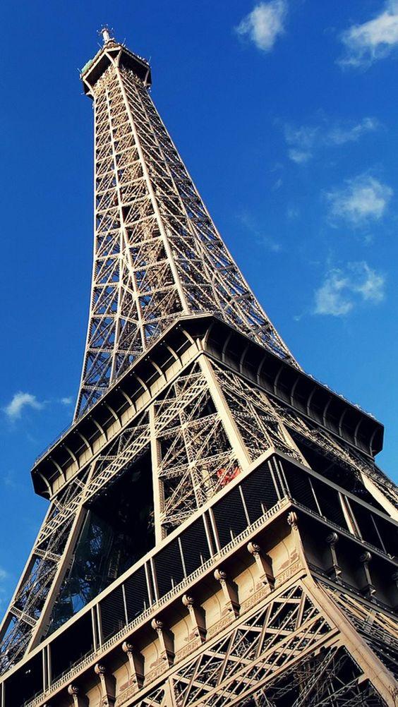 """Torre Eiffel"". # Paris, França."